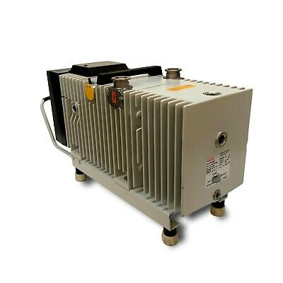 Pfeiffer Balzers Uno 016b Single Stage Vacuum Pump 9.5 Cfm 230208v
