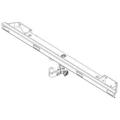 Citroen Relay Van Towbar 06 to May 13 Tow bar 4040BUN72