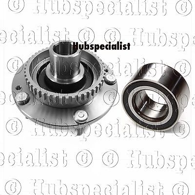 FRONT WHEEL HUB & BEARING FOR 2003-2009 KIA SORENTO 4WD WITH ABS -1 SIDE NEW 4wd Front Wheel Bearing