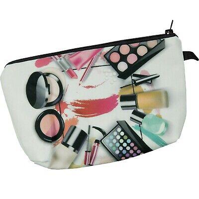 Pealu MAKEUP Make-Up Tasche Kulturbeutel und Kosmetiktasche Schminktasche Make-up Pinsel Und Kosmetik Tasche