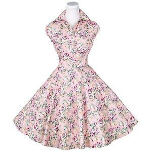 Maggie Tang 50s 60s Vintage Dancing Swing Rockabilly Prom Bridesmaid Party Dress