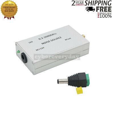 0.2-2000m Noise Signal Generator Simple Spectrum Tracking Source High Flatness