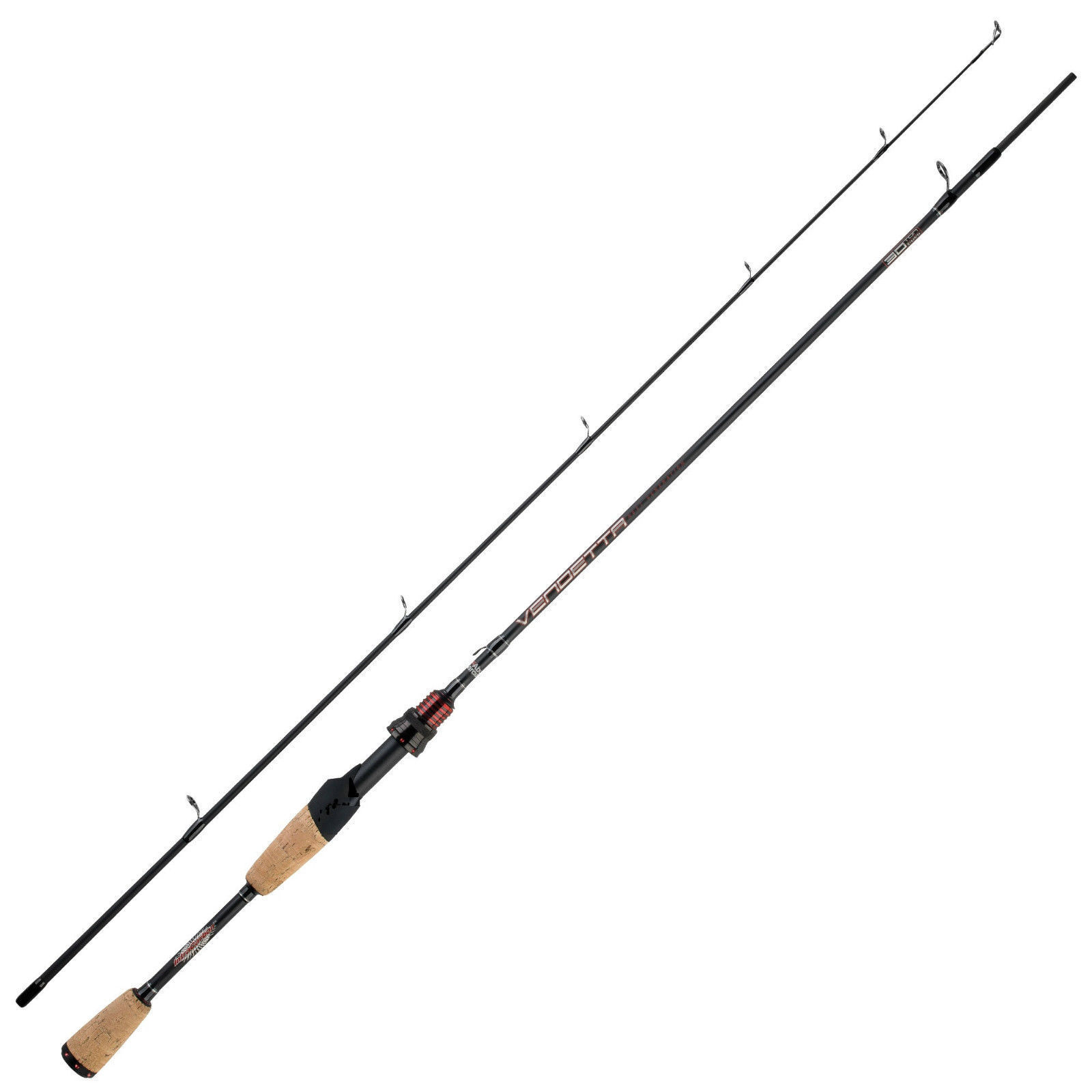 Top 10 saltwater fishing rods ebay for Ebay fishing poles