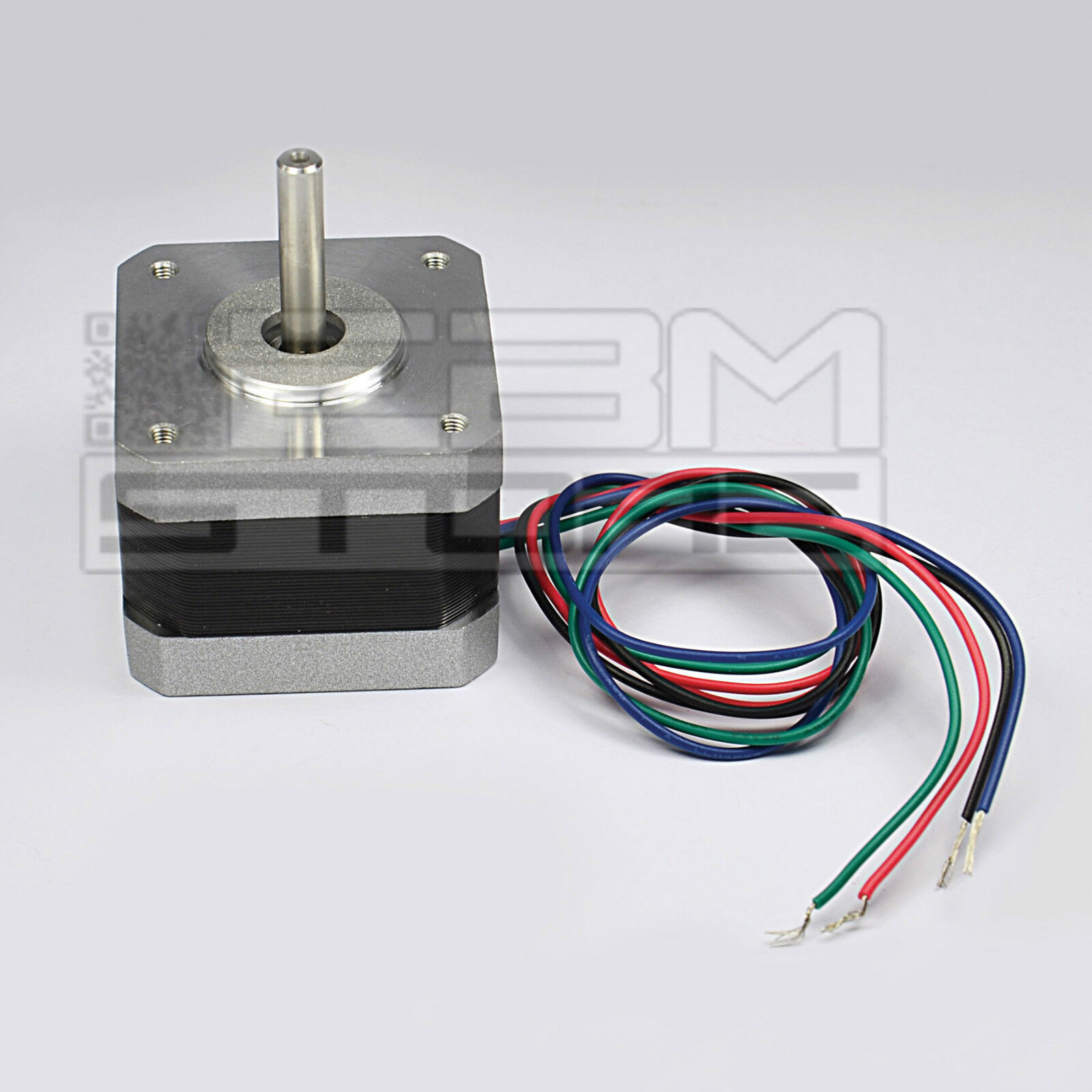 Motore passo passo NEMA 17 stepper motor arduino rep rap - ART. CN01