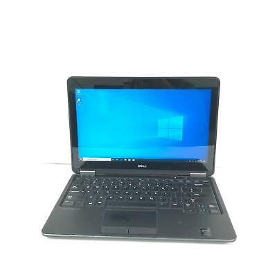 """Dell Latitude E7240 12.5"""" Core i7 4600U 8GB RAM 256GB SSD -Touchscreen, usado comprar usado  Enviando para Brazil"""