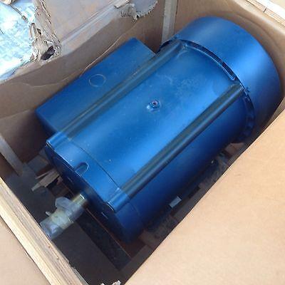Ge 5ks254bd105a 15hp Electric Motor E982