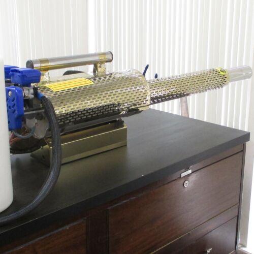 SMOKE MIST DUAL PURPOSE MACHINE PULSE POWER SPACE TECHNOLOGY UNUSED
