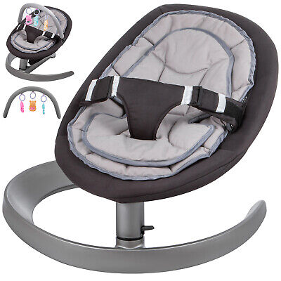 Baby Swing Infant Baby Bouncer Rocker Newborn 55LBS Capacity Aluminum Alloy