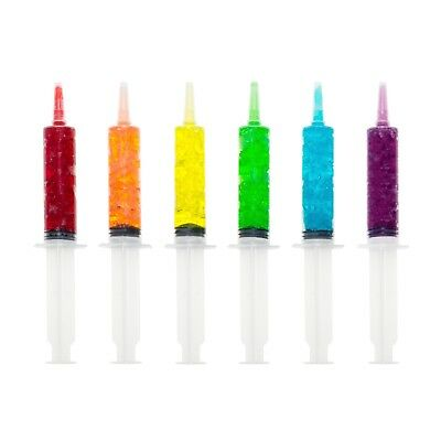 Pack of 60 - Jumbo 2.5oz Party Jello Shot Syringes by Wild Shots! - US - Jell-o Shot