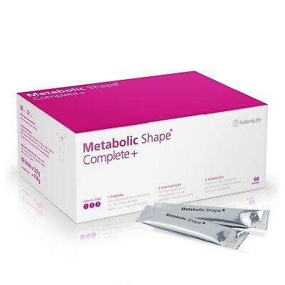Metabolic Shape® Complete+ - Ihr Stoffwechsel Booster, Abnehmen, Diät