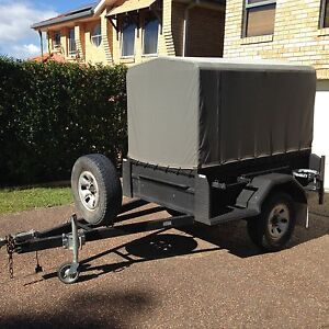Off Road Heavy Duty Box / Camper Trailer Newcastle Newcastle Area Preview