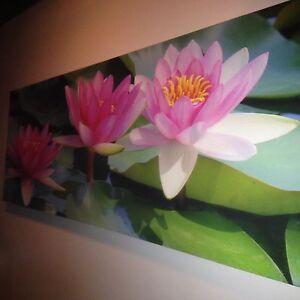 Huge 158cm x 53cm canvas Toronto Lake Macquarie Area Preview
