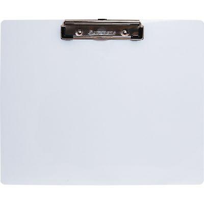 Saunders Clipboard Landscape 11-34wx9-34lx12h White 21523