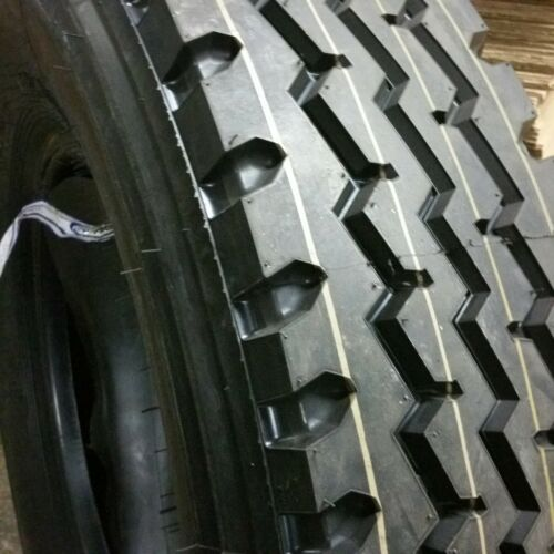 2-tires 11.00r20 Road Warrior 18 Ply 152/149 Premium Quality Tires 1100r20