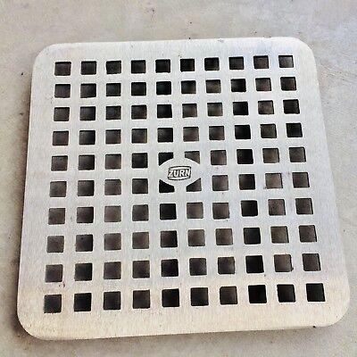 Zurn 51228-1 Replacenmet Grate Cover Zn1900 Zn9901 Zn1902 Full Grate