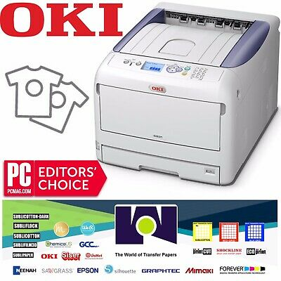 "Oki C831DN 800MHz Laser LED Color Printer 11""x17"" / A3 output Free Delivery"