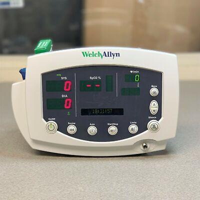 Welch Allyn Vital Signs Monitor 300 Series Model 53nto Biomed