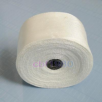 Fiberglass Cloth Tape E-glass 5cm Wide 30 Meter Long Glass Fiber Plain Weave