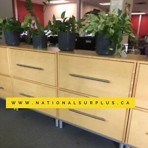 Filing cabinets , 2 drawer