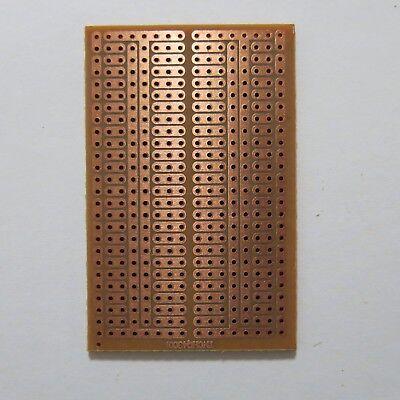 5pcs 4.5x7cm Stripboard Vero 2er 3er Joint Hole Prototype Circuit Board Pcb