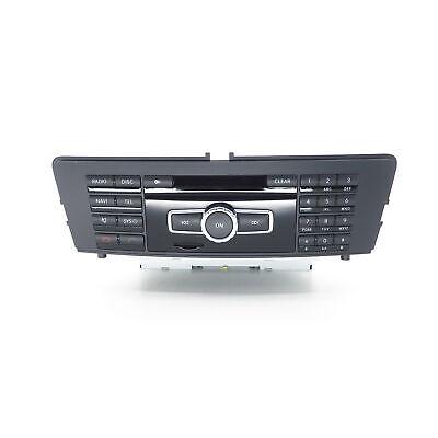 Navigationsgerät Mercedes ML GL GLS GLE 166 Radio Navigation Audio Comand