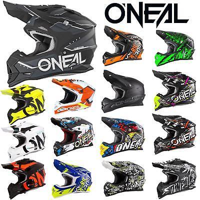 ONeal Kinder Moto Cross Helm MX Kids Cross Jugend Youth Enduro Mädchen Jungen  (Mädchen Motocross Helm)