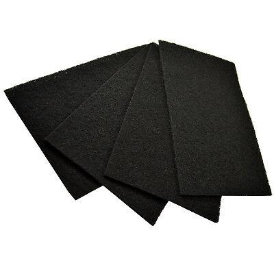 4x Carbon Filters C for Holmes HAP615 HAP625 HAP633 HAP650 Air Purifiers