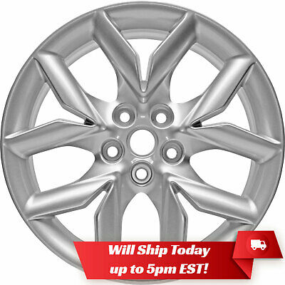 """New 19"""" Replacement Alloy Wheel Rim for 2014-2020 Chevrolet Chevy Impala - 5711"""