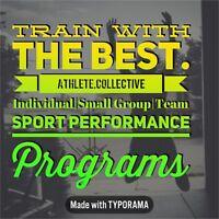 Sport Performance Programs