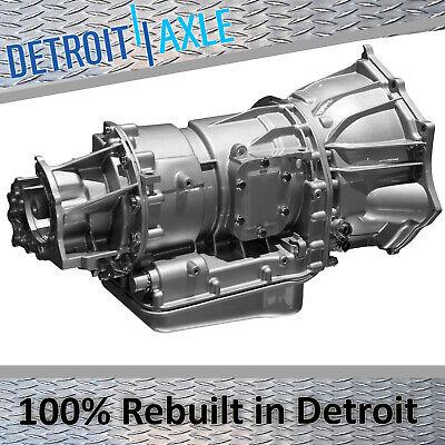 Rebuilt Transmission 5-Speed 545RFE for 2003-2011 2012 Dodge Ram 1500 2500 3500