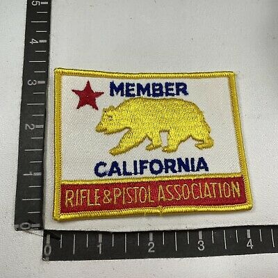 Clay Pigeon Shooting Assn 1920-2000 Cloth Patch UNUSED
