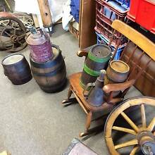Early Oak Wine Barrels & Oz Country Gear from $100 Oyster Bay Sutherland Area Preview