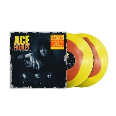 Ace Frehley - Trouble Walkin' 45RPM Vinyl LP (Yellow/Orange)
