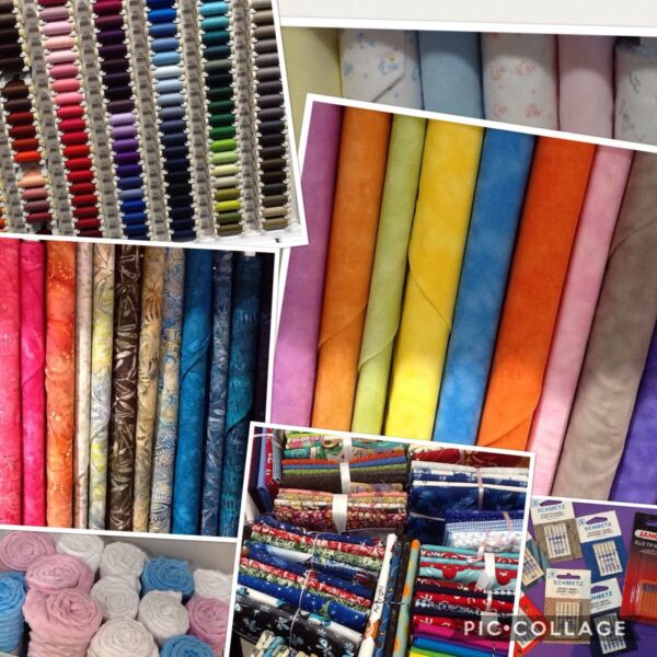 Quilting fabrics & sewing supplies shop | Business For Sale ... : quilting stores brisbane - Adamdwight.com