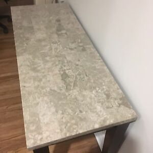 Marble desk or table