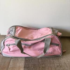 Bloch pink dance bag Brighton Bayside Area Preview