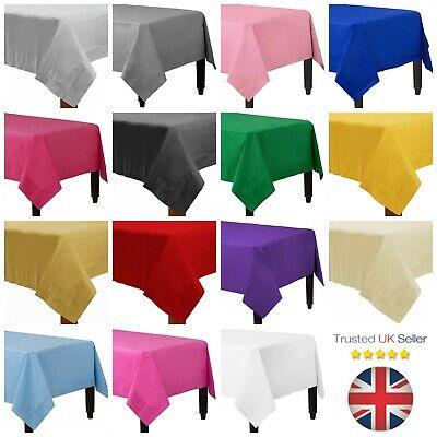 Paper Table Cloths (Premium Quality Disposable Paper Table Cloths / Table Covers Party UK)