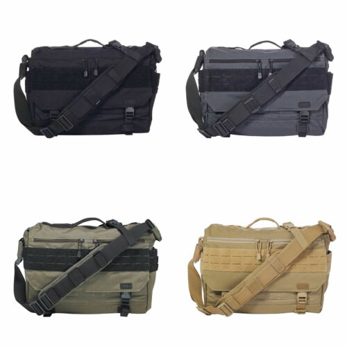 5.11 RUSH Delivery LIMA Tactical Messenger Bag, Medium, Styl