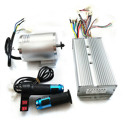 72v 3000w High-speed Bldc Brushless Motor Controller For Electric Scooter E Bike