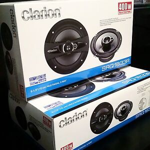 ORION, CLARION High Performance Car Audio Speakers & Amplifier