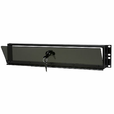 Middle Atlantic Secl 2 Plexiglas Security Cover 2U