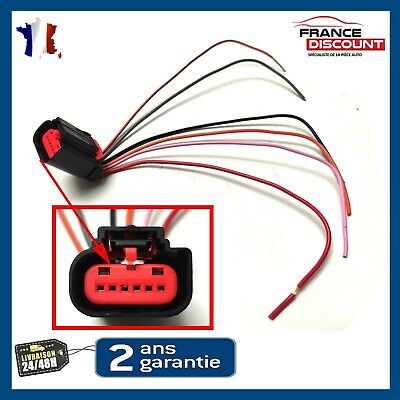 For TRANSIT DUCATO BOXER 2.2 - Air Mass Sensor Connector Wiring Loom PLUG