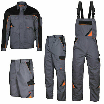 Arbeitshose Latzhose Arbeitsjacke Shorts Berufskleidung Professional Gr. 44 - 64