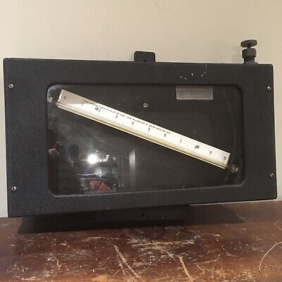 Meriam Inclined Tube Manometer 40gd10wm-6 Draft Gauge 6