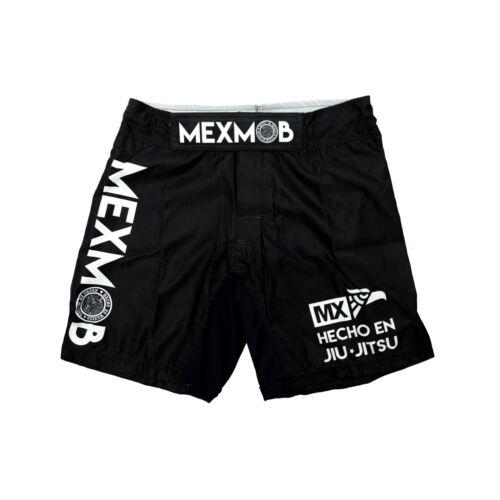 MEXMOB HECHO EN BJJ KIDS ADULT MMA JIU JITSU FIGHT SHORT