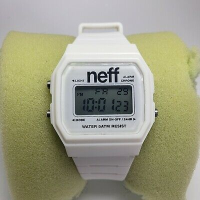 Neff Digital Flava Japan-Automatic Watch Multicolor Timepiece ✅