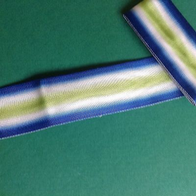 "Replacement Medal Ribbon - South Atlantic Medal - Falklands - 6"" Length"