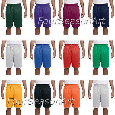 Augusta Sportswear Mesh Shorts - Augusta Sportswear Mens 9