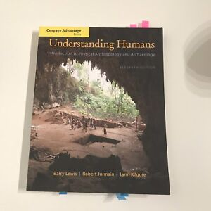 Understanding Humans 11th Edition Textbook