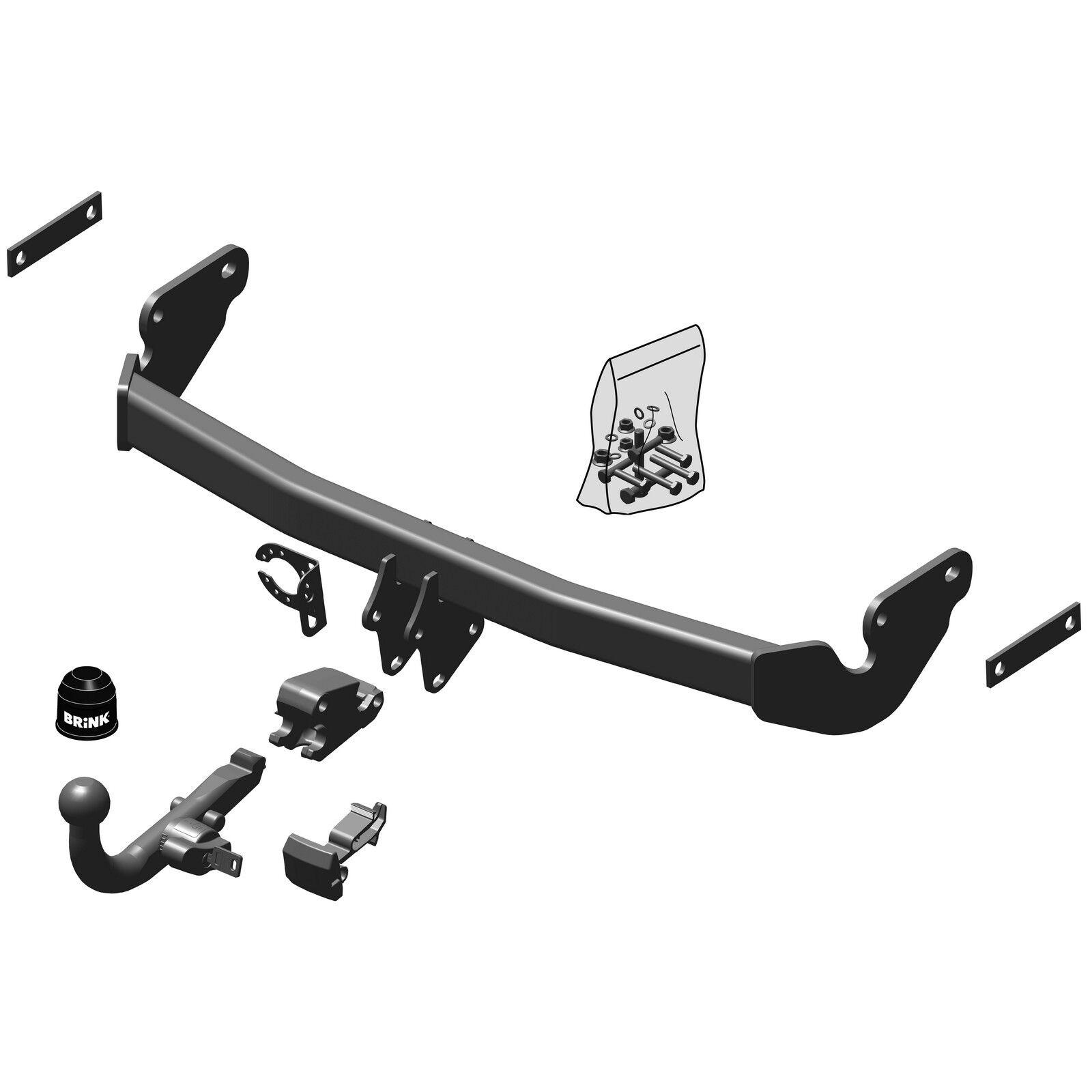Brink Towbar For Jeep Compass 2011 2017 Detachable Tow Bar Ebay